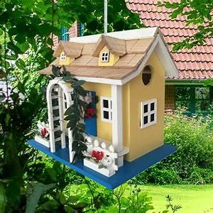 Grandma, U2019s, Cottage, Bird, House
