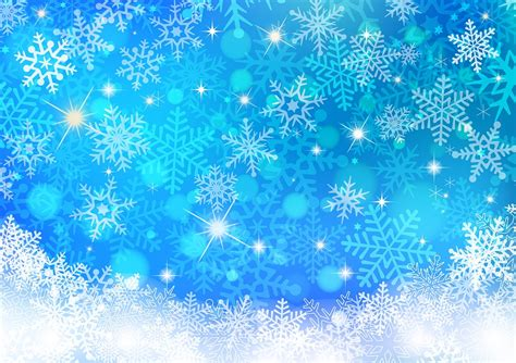 Blue Snowflake Background by Snowflake Background Snow Blue Free Image On Pixabay