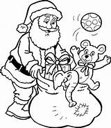 Coloring Santa Claus Face Beard Pages Printable Popular sketch template
