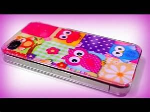 Handyhülle Selber Gestalten Samsung : diy ideen handyh lle selber machen smartphone h lle selber gestalten deutsch youtube ~ Udekor.club Haus und Dekorationen