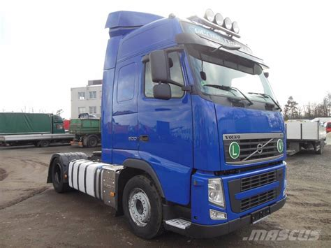 volvo tractor price used volvo fh13 500 tractor units year 2010 price