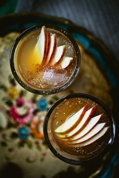 apple cider punch a pinch of fall