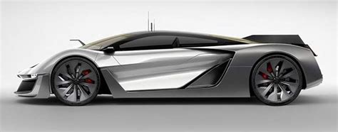 Bell & Ross Aerogt Supercar Concept Wordlesstech