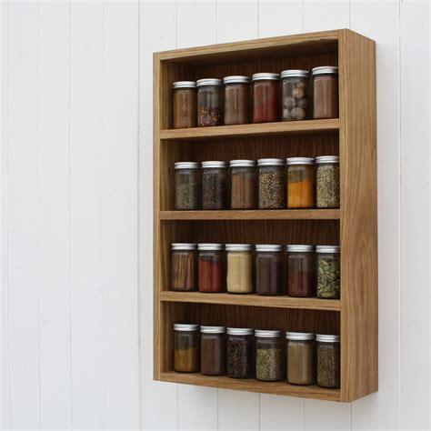 oak spice rack ab furniture
