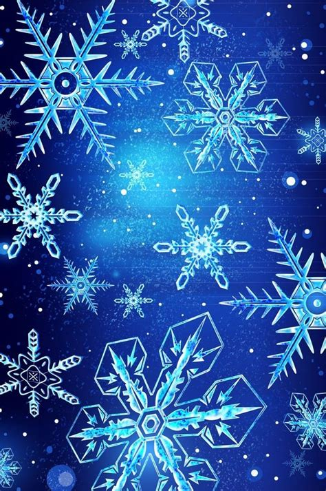 snowflake iphone wallpaper snowflake iphone background holidays seasonal