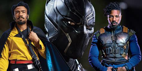 donald glover michael  jordan rumored  black panther