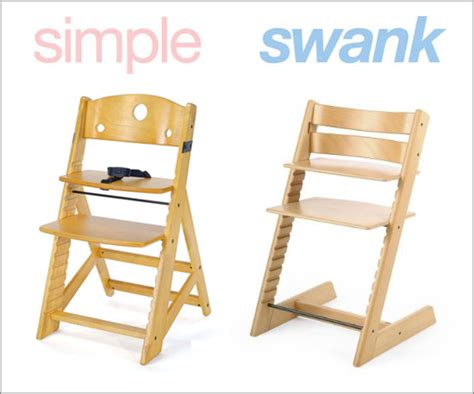 inexpensive wooden high chairs popsugar