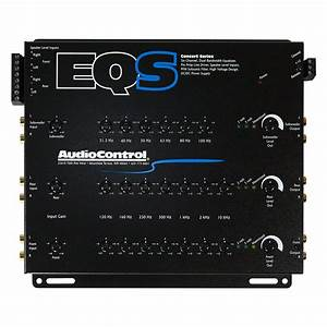 Audio Control U00ae Eqssw - 13-band Graphic Equalizer