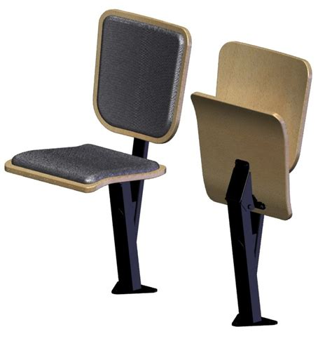 chaise de rabattable siège rabattable mobilier goz