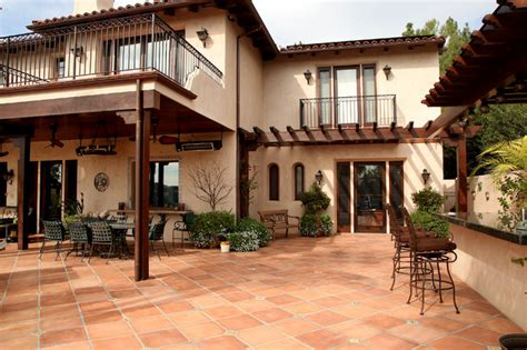 Los Olivos Mexican Patio Pricing by Style Mediterranean Patio Los Angeles By S