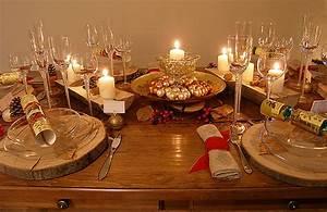 Table De Noel Traditionnelle : tables de r ception f tes de fin d 39 ann e ~ Melissatoandfro.com Idées de Décoration