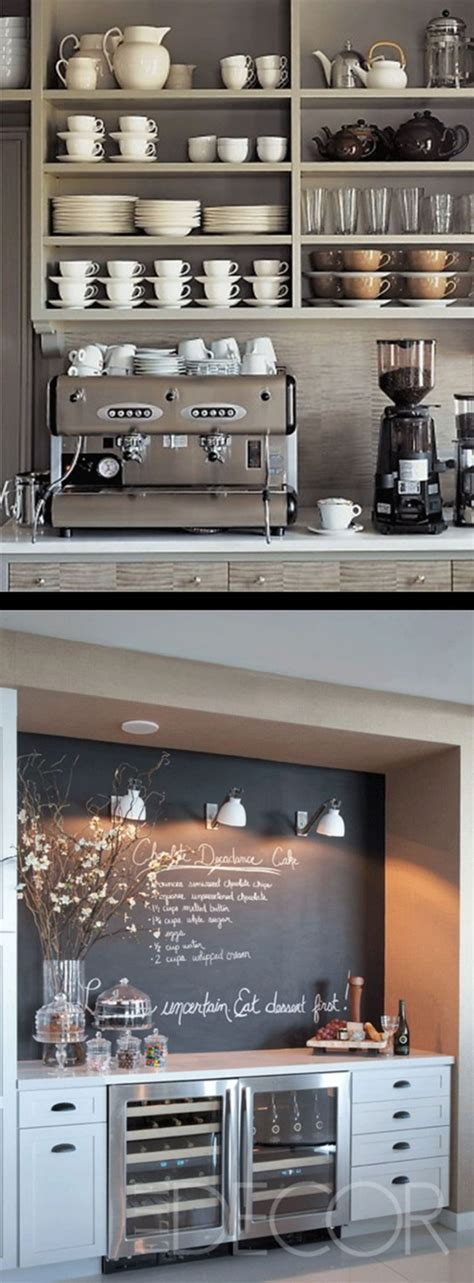 At office barista, we specialise in office coffee machines and can offer expert advice and a best price guarantee for your new office coffee machine. Elegant Home Coffee Bar Design And Decor Ideas 14200   Coffee bar home, Kitchen bar decor, Home ...