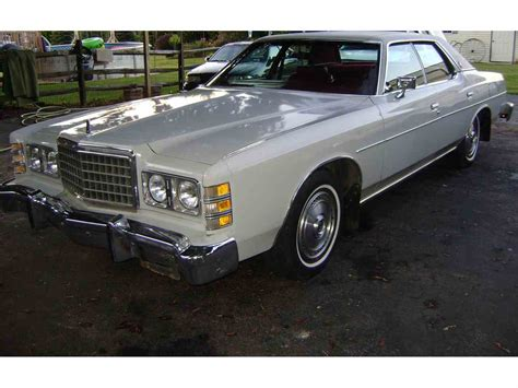 1977 Ford Ltd by 1977 Ford Ltd For Sale Classiccars Cc 711579