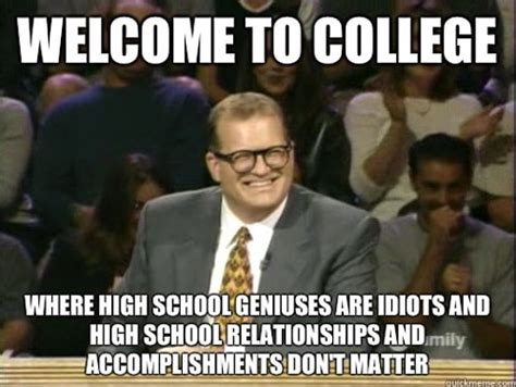 Drew Carey Meme - back to school jessica marie photographer