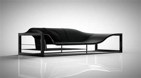 Modern Chaise Sofa by Bucefalo Sofa By Emanuele Canova Design Is This
