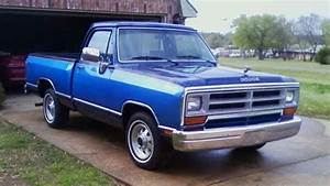 1990 Dodge Ram D150