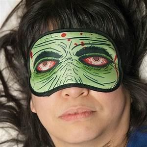 Masque De Nuit : masque de nuit zombie avant j 39 tais riche ~ Melissatoandfro.com Idées de Décoration