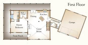 open floor plan log homes log home plans real log style