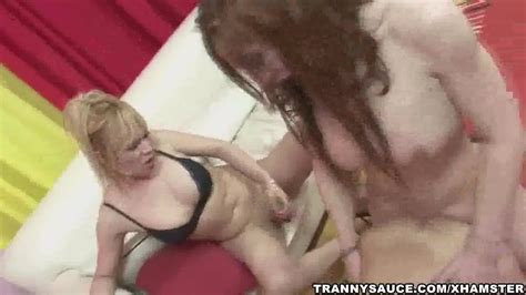 Three Sexy Amateur Shemales Having Some Group Sex Porn 3f
