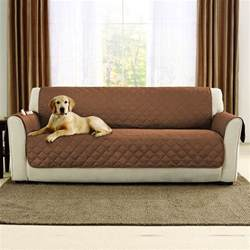 Sofa Material For Pets by Waterproof 1 2 3 Seater Cat Sofa Cover Pet Furniture