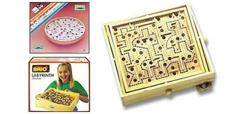labyrinth puzzle memories