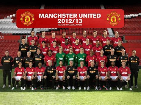 Champions | Manchester united team, Manchester united ...