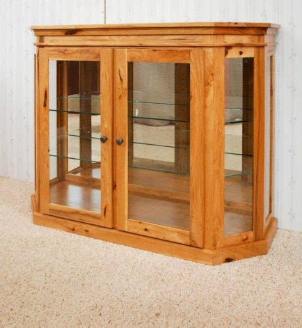 angled corner china cabinet de vries woodcrafters
