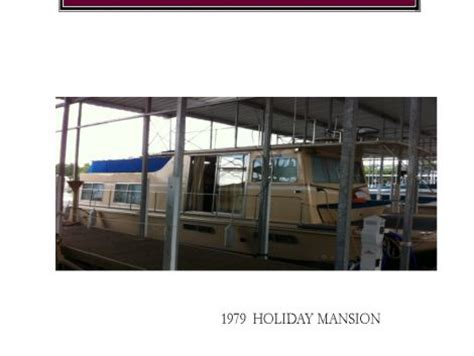 Boats For Sale In Paintsville Ky by Houseboats For Sale In Kentucky Used Houseboats For Sale