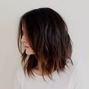 Coupes Cheveux Mi Longs 2018 : coiffure femme 2018 cheveux long ~ Melissatoandfro.com Idées de Décoration