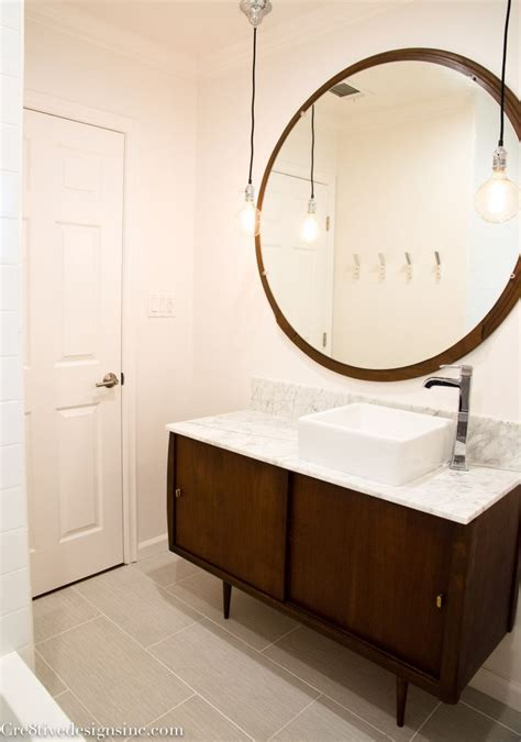 mid century modern bathroom lighting best 25 modern bathroom vanities ideas on