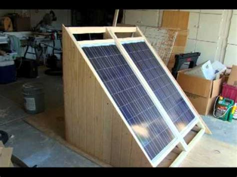 Solar Generator On Wheels