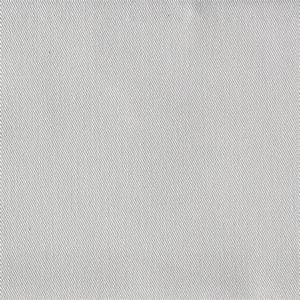 Light grey twill polyester and cotton fabric