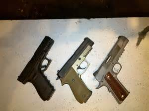 ACP.45 Caliber Pistol