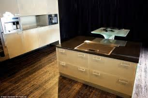 World's most expensive luxury kitchen costing £1m
