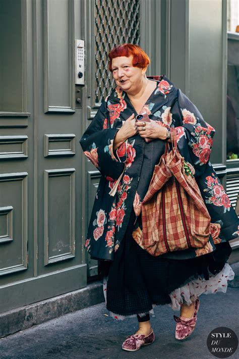 paris ss street style lynn yaeger style du monde