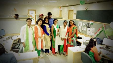 Cubicle Decoration Themes For Indian Independence Day by Cubicle Decoration On Indepen Unicommerce Esolutions