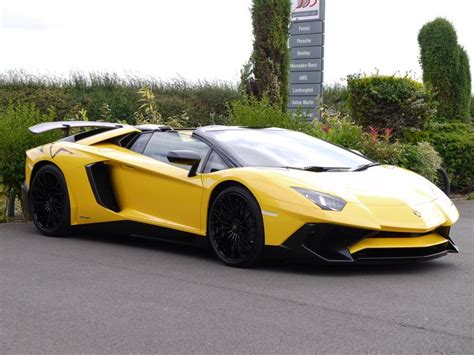 lamborghini aventador convertible for sale uk used lamborghini aventador sv roadster lp 750 4 v12 2016 top 555 top555