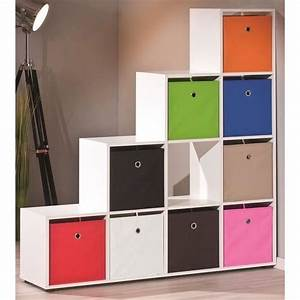 Meuble 6 Cases Ikea : etag re casiers 10 cases caboto blanc achat vente ~ Dailycaller-alerts.com Idées de Décoration