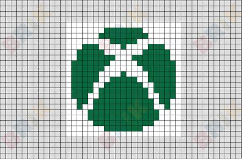 Xbox Pixel Art Brik