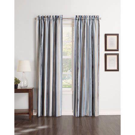 Walmart Thermal Drapes - sun zero keller thermal lined room darkening curtain panel