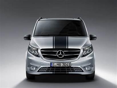 Vito Mercedes Sport Benz Line Racing Stripe
