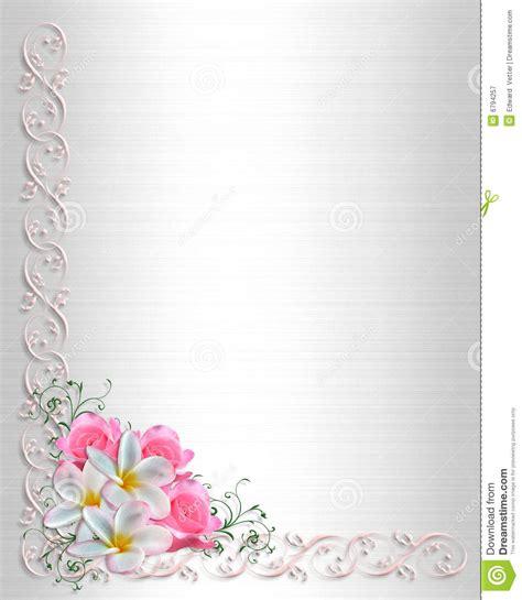 Invitation Backgrounds Wedding Invitation Background Wedding Invitation