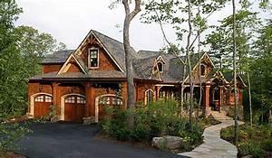 Plan W15626ge  Stunning Rustic Craftsman Home Plan