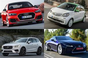 Best New Cars 2017