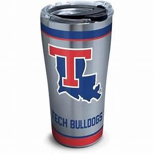 tervis louisiana tech bulldogs ncaa 20 fl oz stainless