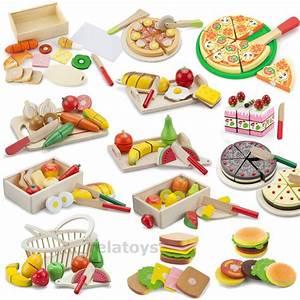 Spielküche Zubehör Holz : lebensmittel sets holz zum schneiden zubeh r kinderk che spielk che kaufladen in spielzeug ~ Orissabook.com Haus und Dekorationen