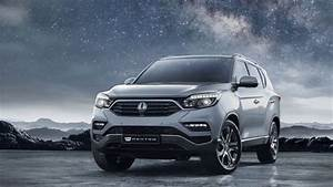 Ssangyong Rexton 2017 : mahindra to launch new ssangyong rexton in india in 2018 newsmobile ~ Maxctalentgroup.com Avis de Voitures