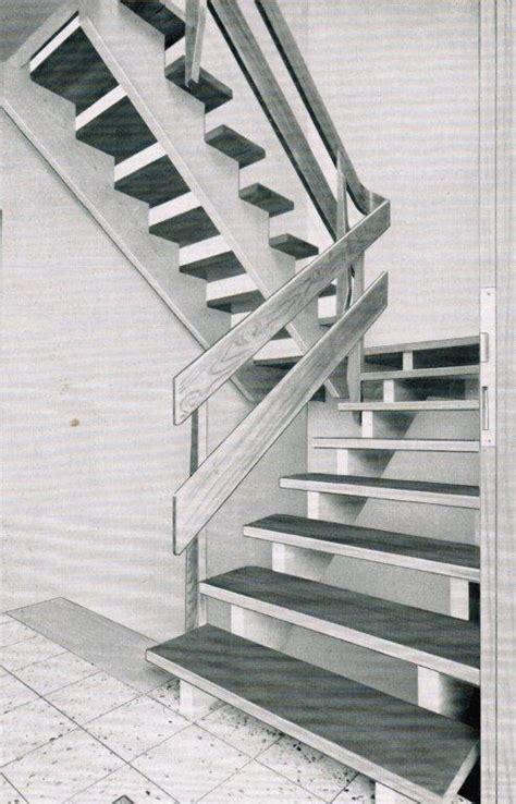 aufgesattelte treppen treppenforschung