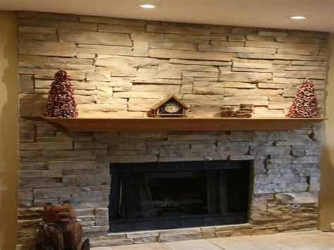 stacked panels lowes rock fireplace mantel stacked fireplace mantels