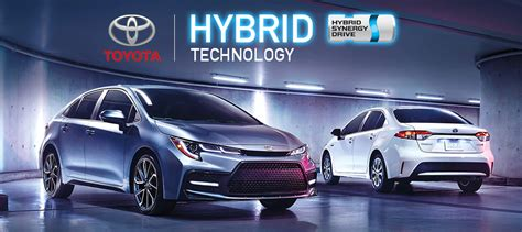Hybrid Technology by Opt For The Best Solution With Toyota Hybrid Technology